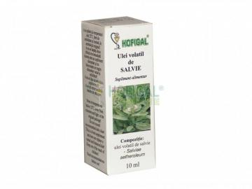 Ulei volatil de salvie - 10 ml